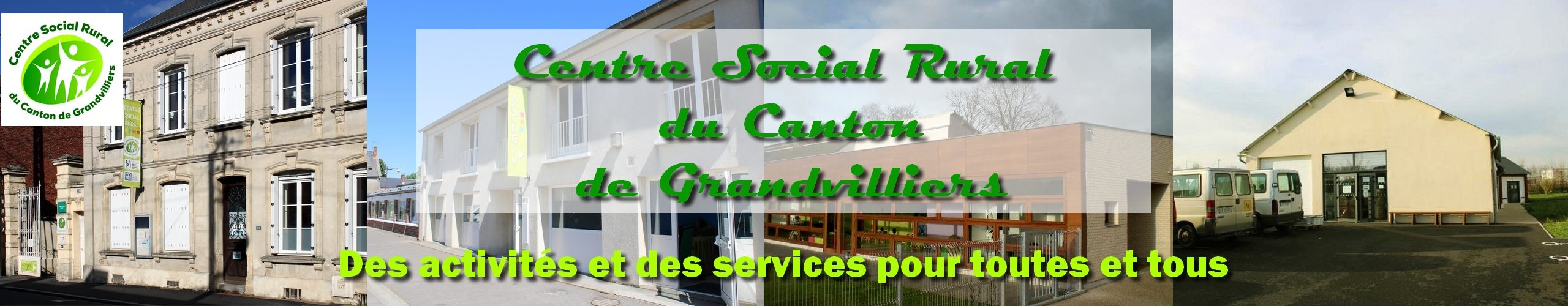 Centre social rural du canton de Grandvilliers